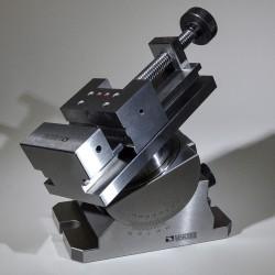 Přesný naklápěcí nástrojařský svěrák VUA-3