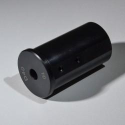 Redukční pouzdro 40x10 mm