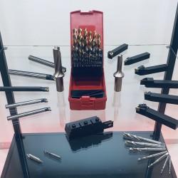 Balíček soustružnických nástrojů VDI 20 na hliník