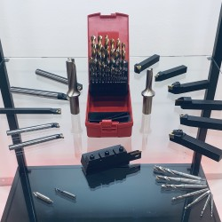 Balíček nástrojů VDI 40 na hliník