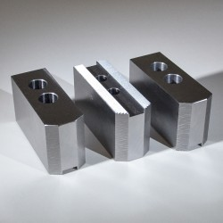 Měkké čelisti VHC-12-6 výška 60 mm 3ks
