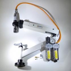 Pneumatická závitovací jednotka mini VAT-708