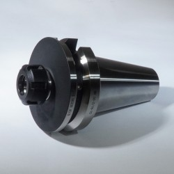 Kleštinový upínač BT50 ER25 délka 70