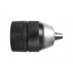 """Sklíčidlo vrtačkové 1,5-13 mm rychloupínací Lock HM, se závitem 1/2"""" 20UNF 4CZech"""
