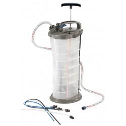 Kombinovaná pumpa na odsávání tekutin - 9,5l Tona Expert