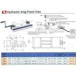 Hydraulický strojní svěrák VAF-6
