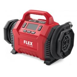 Aku-kompresor FLEX  12,0 / 18,0 V / 11 bar / 13 l/min (bez aku)
