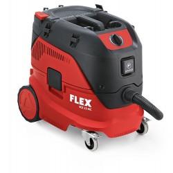 Bezpečnostní vysavač FLEX s manuálním čištěním filtru, 30 l, třída L