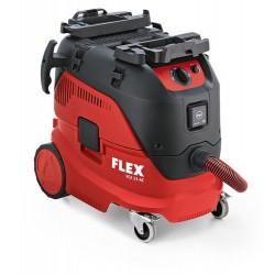 Bezpečnostní vysavač FLEX s automatickým čištěním filtru, 30 l, třída L