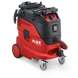 Bezpečnostni vysavač FLEX s automatickym čištěnim filtru 42 l, třida H