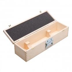 Dřevěná krabička na kontrolní trny