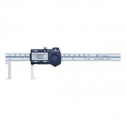 Digitální posuvné měřítko 20-150 mm pro vnitřní drážky, s datovým výstupem