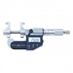 Digitální mikrometr vnitřní 75-100 mm s datovým výstupem, IP 65