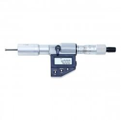 Digitální mikrometr - 3bodový dutinoměr 10-12 mm, rozlišení 0,001 mm, IP65